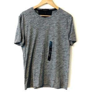 Banana Republic Mens T Shirt Medium Wear Gray NWT
